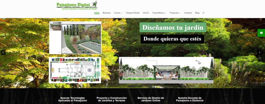 PaisajismoDigital.com