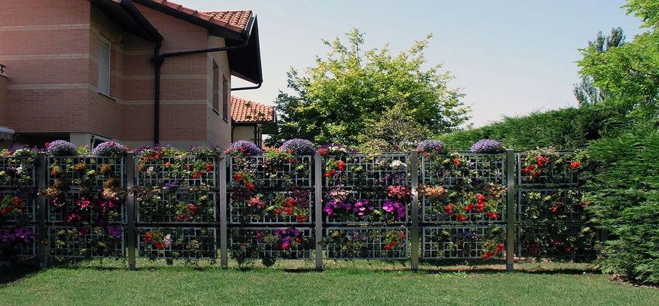 AIR GARDEN un novedoso sistema modular de jardinera vertical