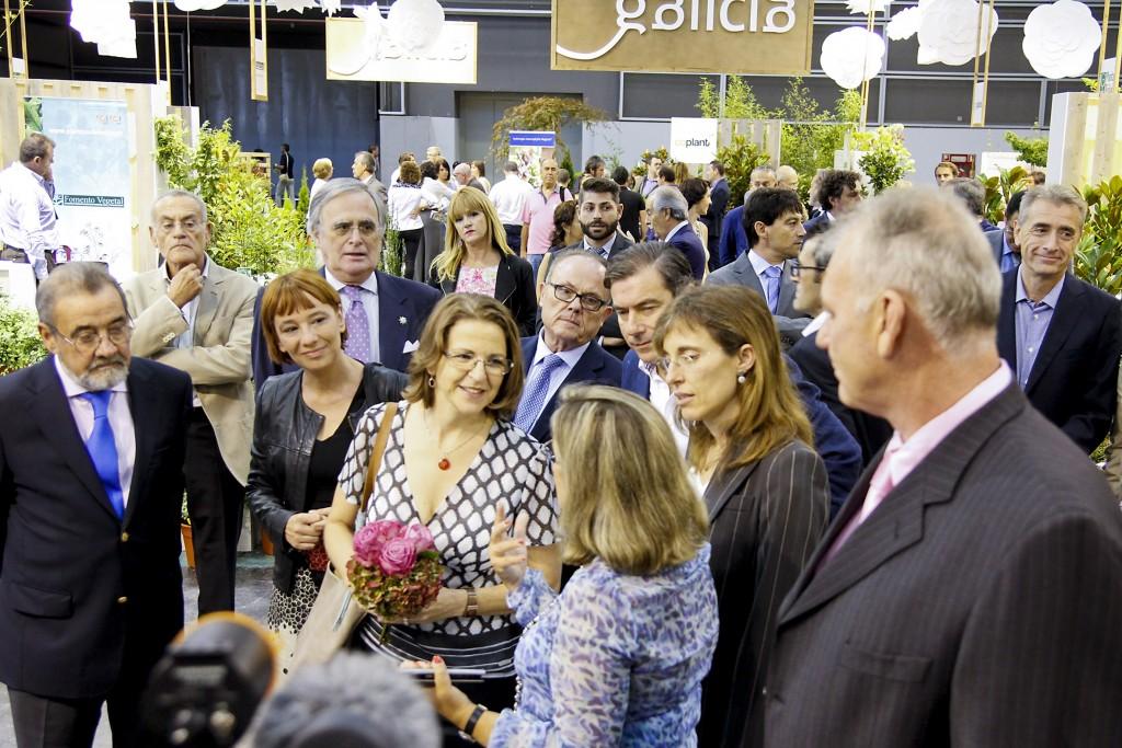 Inaugura Iberflora