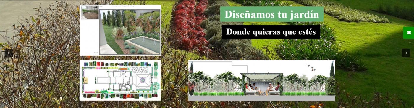 Nueva web de Paisajismo Digital