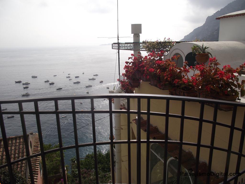 Jardin Mediterraneo en Positano