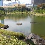 jardines de Hama Rikyu