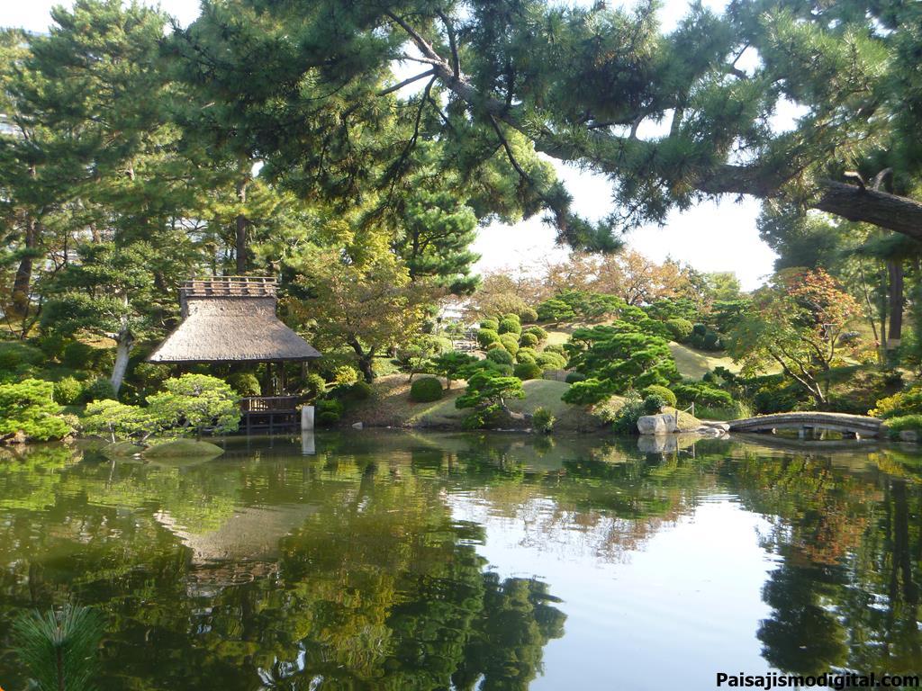 jardín de Shukkeien