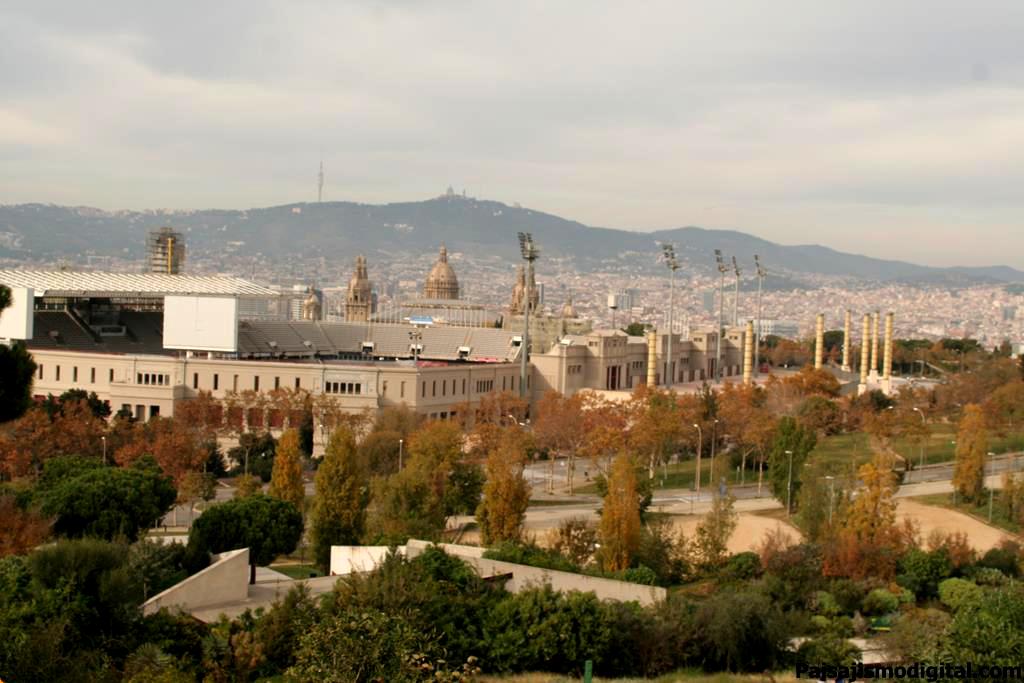 jardin botanico de Barcelona