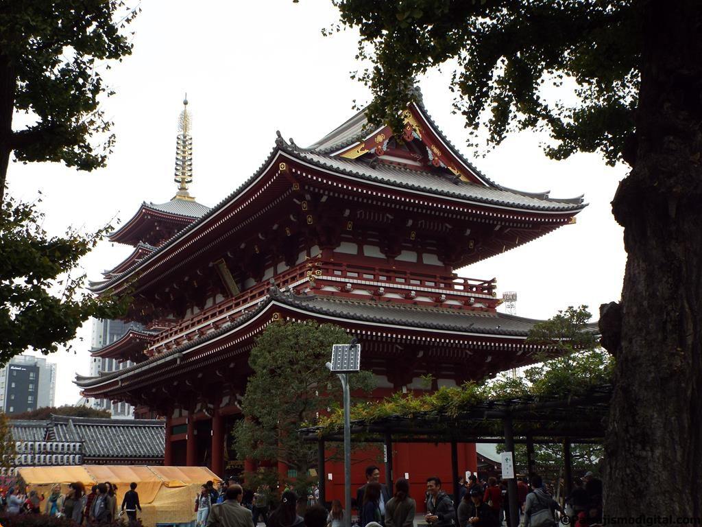 Jardines del Templo de SENSOJI