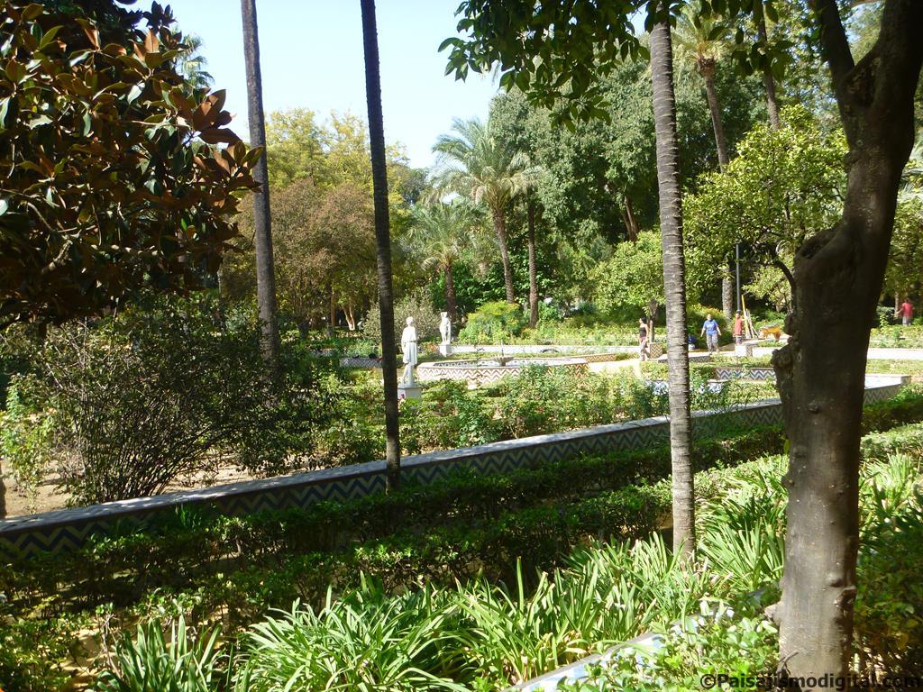 Parque de María Luisa de Sevilla