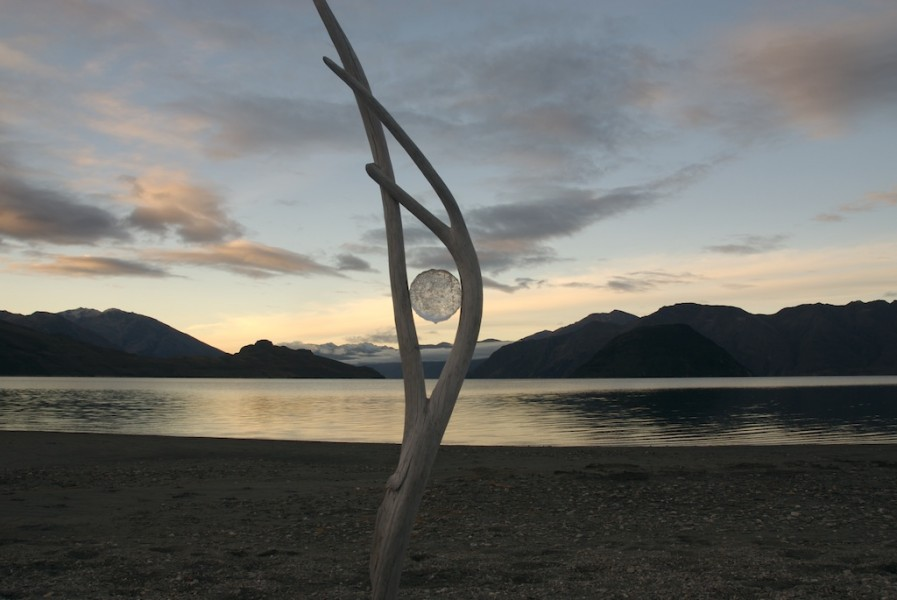 Land Art-Martin-Hill