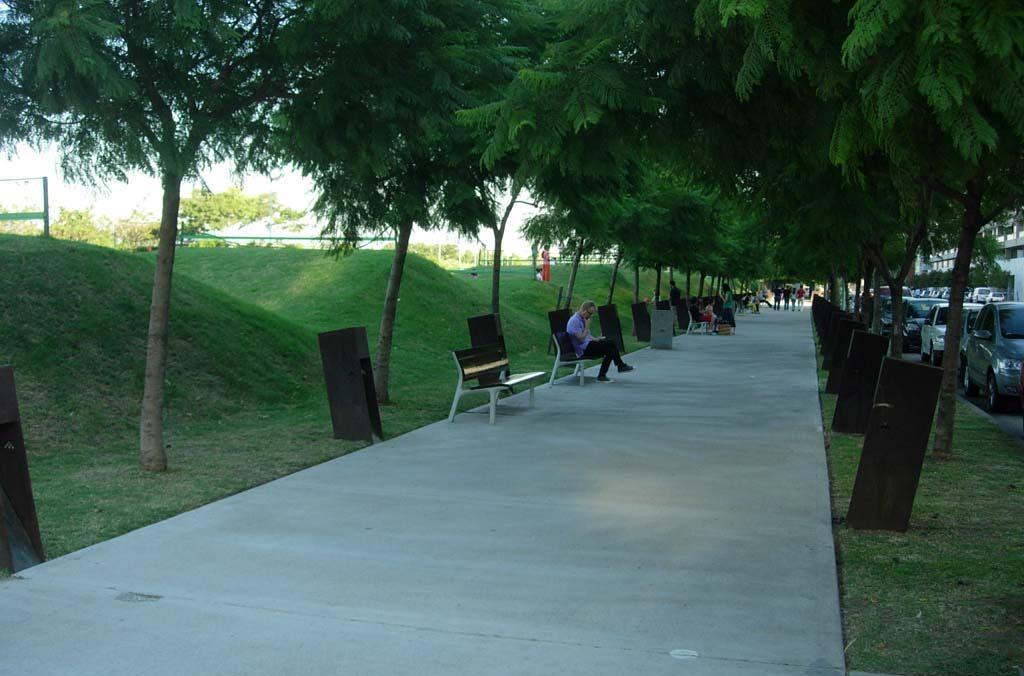 diseño de espacios verdes sustentables