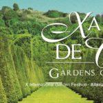 CONCURSO PAISAJÍSTICO – X Festival Internacional de Jardines de Allariz – Xardíns De Cine – Jardines De Cine