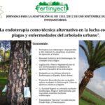 JORNADA FORMATIVA Endoterapia-Fertinyect / 16 noviembre