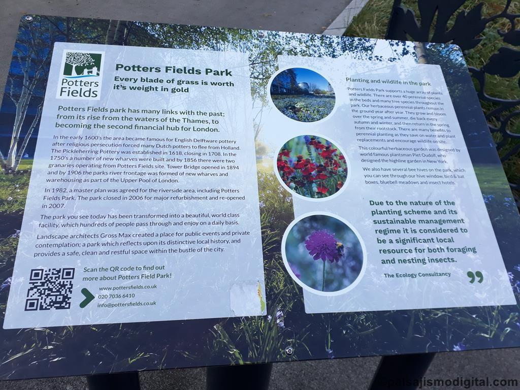 Potters Fields Park