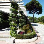 JARDINES DE CECILIO RODRIGUEZ, uno de los jardines más exclusivos de Madrid