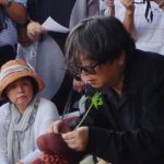 El land art de JUNICHI KAKIZAKI: escenografía floral icono del arte contemporáneo