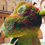 El arte conceptual paisajista de Jeff Koons
