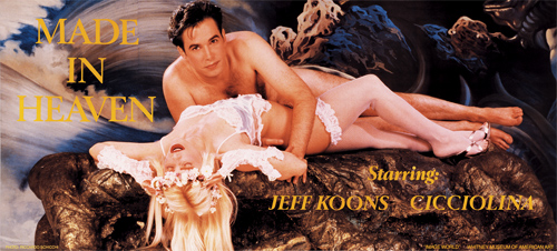 Jeff Koons - Made in Heaven (1989)