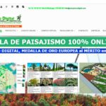 """Paisajismo Digital es premiado con el galardón """"Best in Landscape Design - Barcelona"""""""