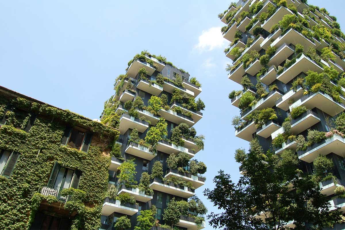 Bosque Vertical de Milán: Innovación y reforestación urbana