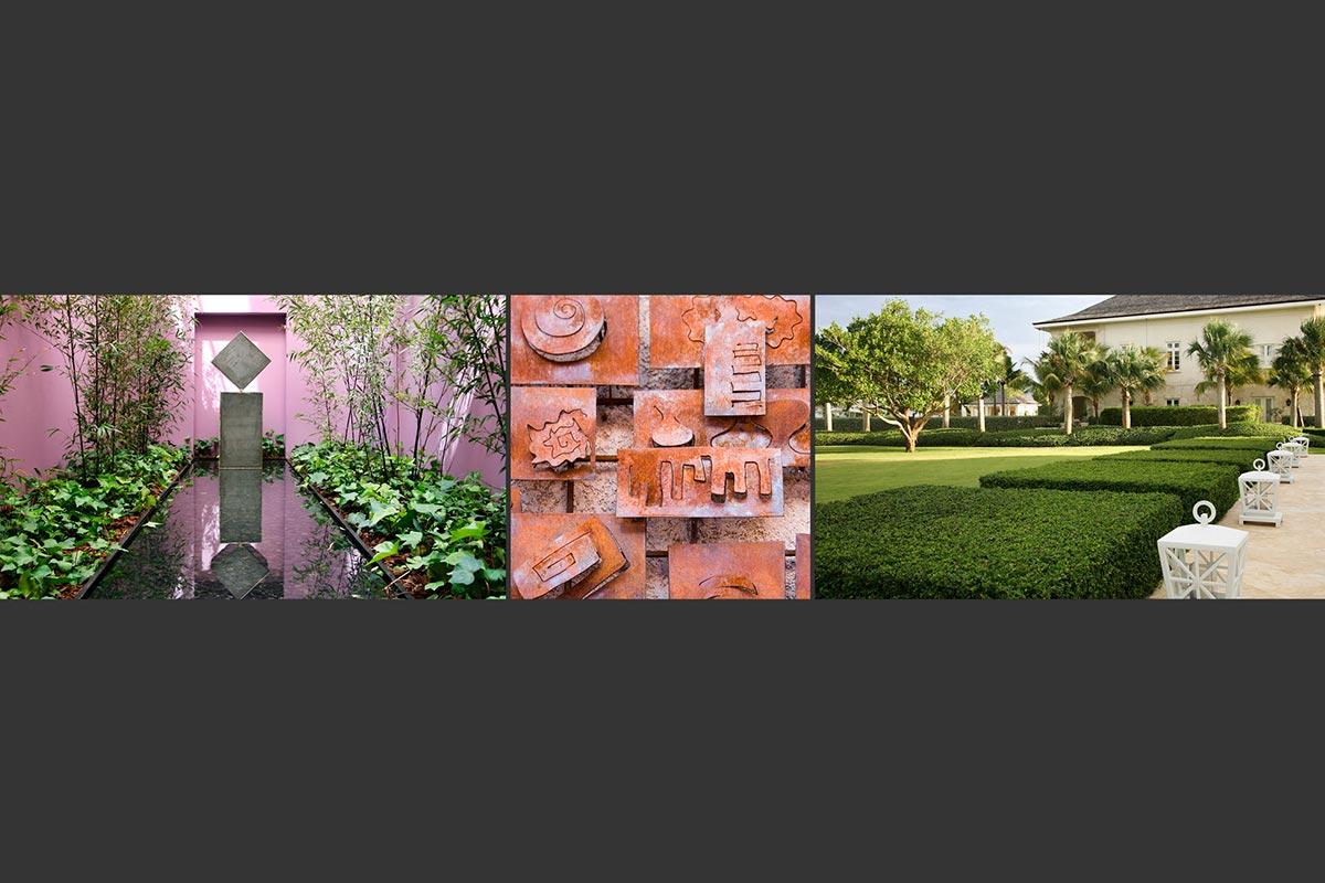 Jesús Ibáñez, sencillez y majestuosidad en el diseño de jardines
