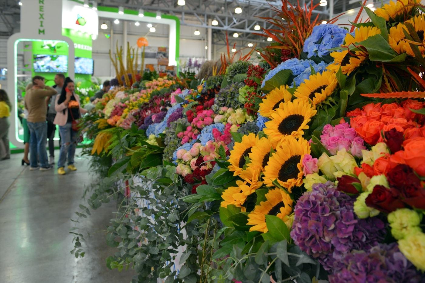 Expo Flowers Moscú 2019 2