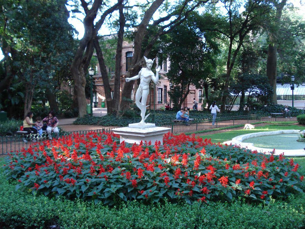 Carlos Thays, jardinero mayor de la arquitectura paisajista argentina
