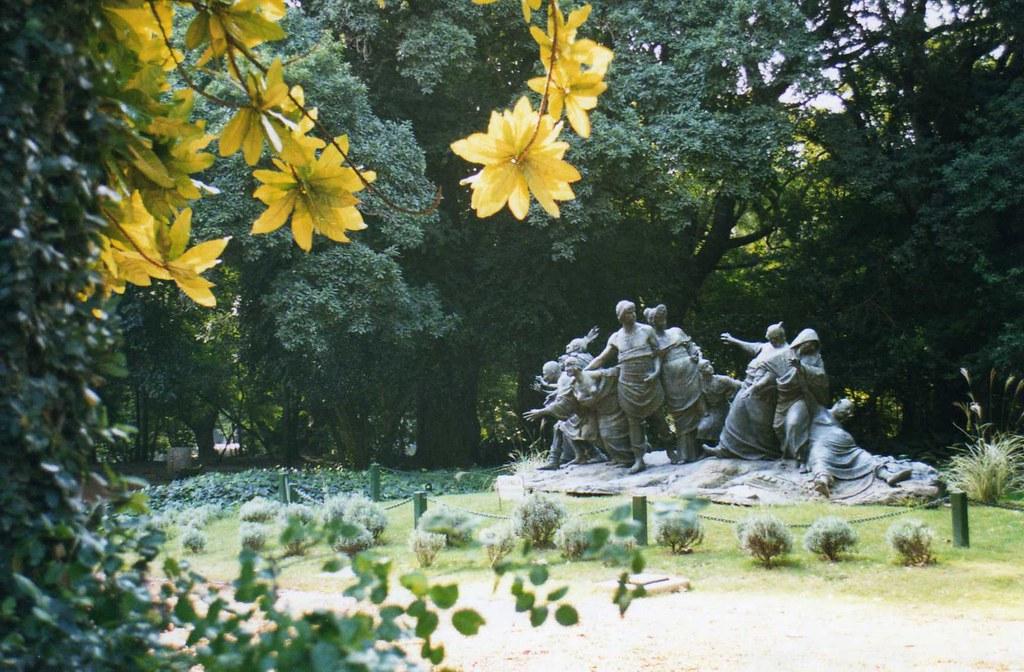 Carlos Thays, jardinero mayor de la arquitectura paisajista argentina - Jardín Botánico de Buenos Aires