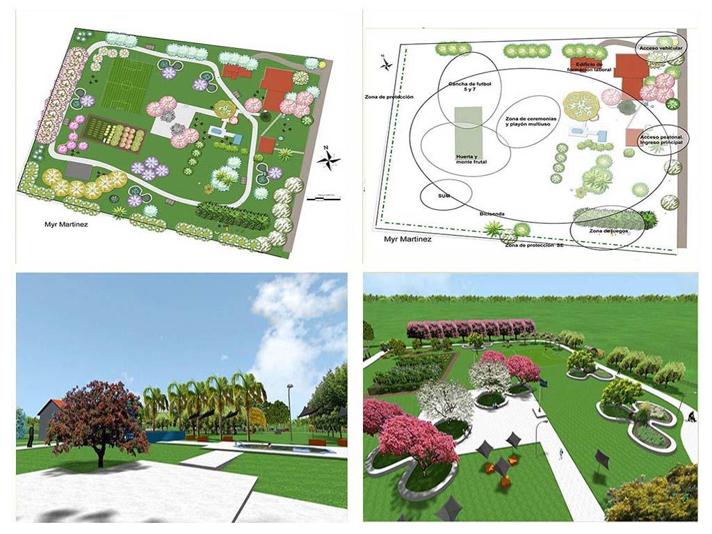 Curso online Diseño de Espacios Verdes Sustentables con Plantas Nativas 2