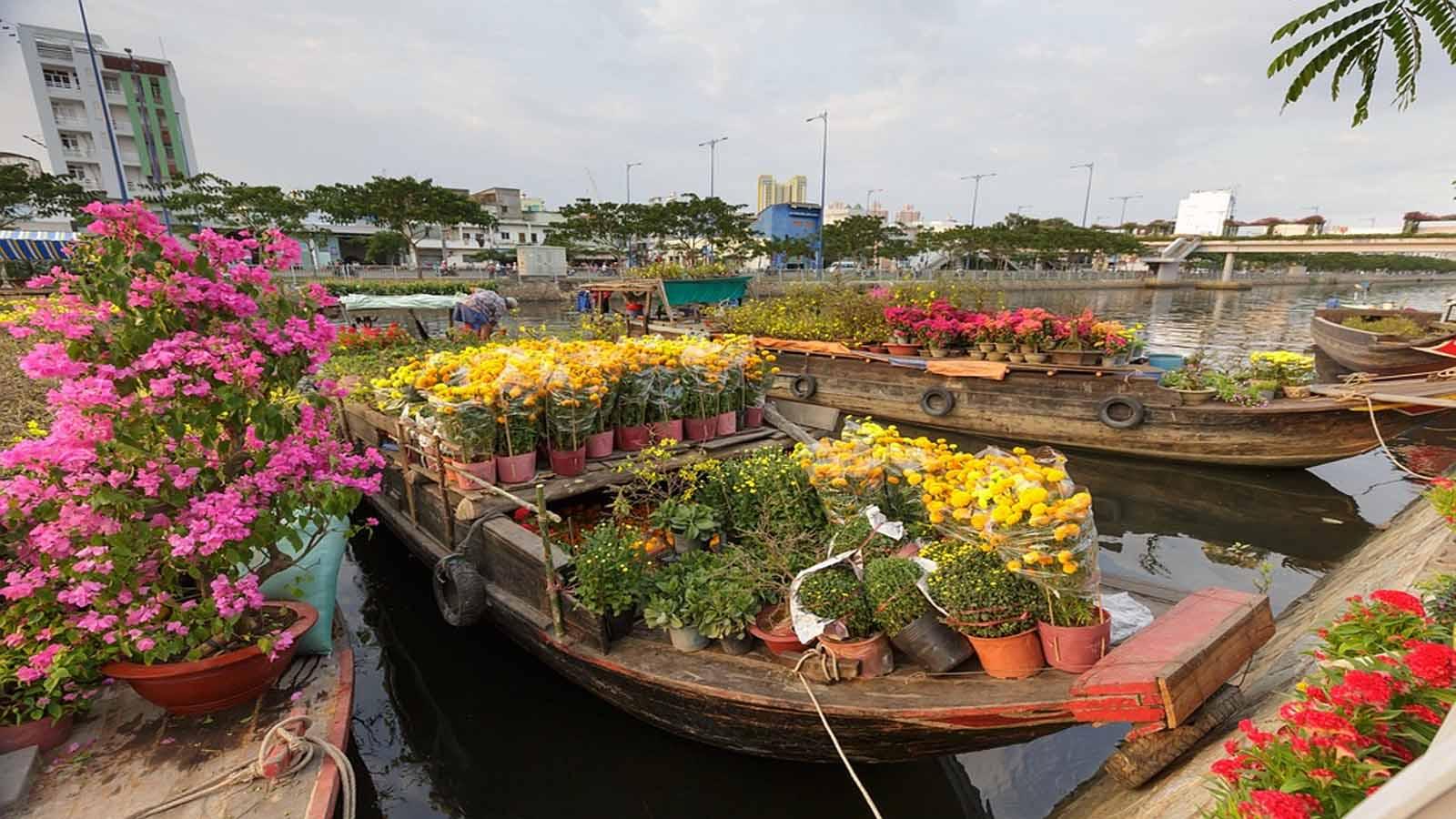 La transformación paisajista de Ho Chi Minh 2