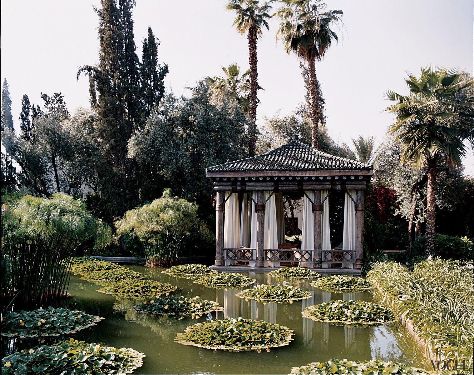 Jardines Villa Aïn Kassimou de Madison Cox