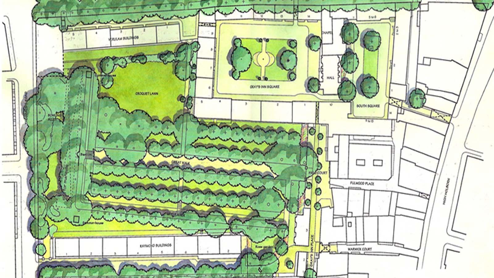 Kim Wilkie y sus enormes jardines artísticos 2