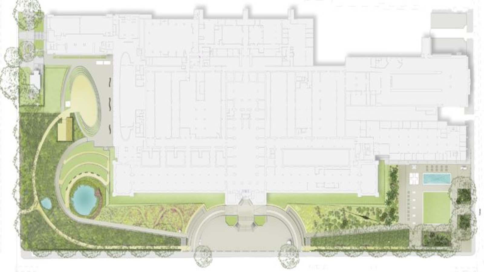 Kim Wilkie y sus enormes jardines artísticos 4