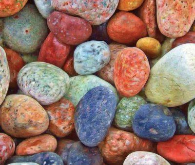 Piedras para jardín: tipos y últimas novedades