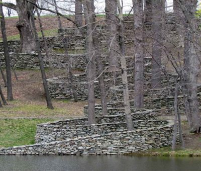 El Land Art de Andy Goldsworthy
