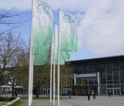 Feria Deutsche Baumpflegetage de Augsburgo