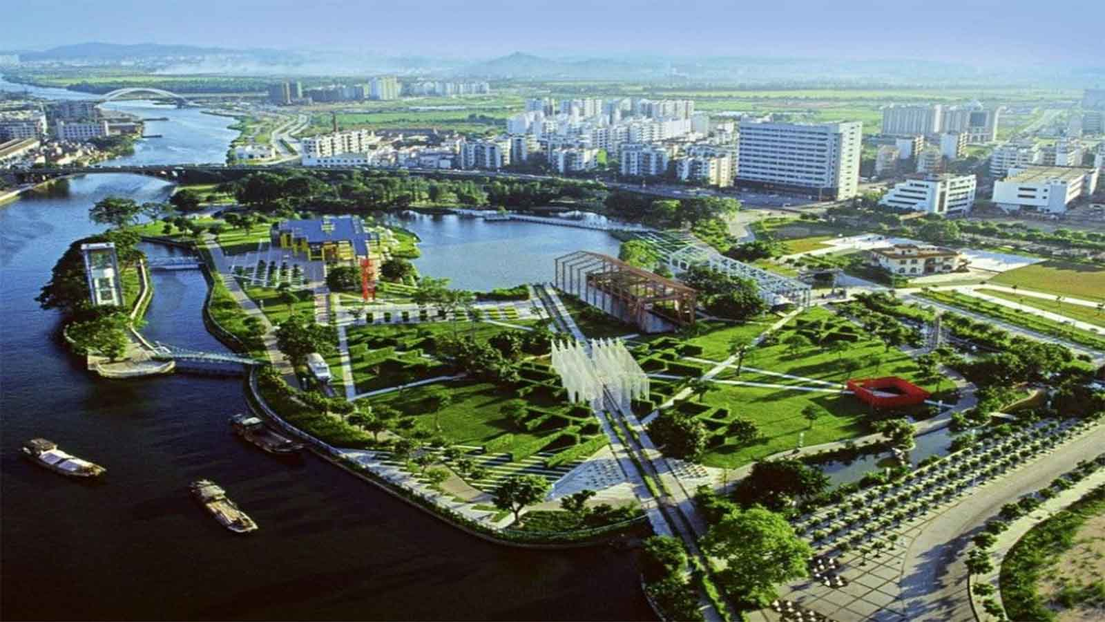 Zhongshan Shipyard Park