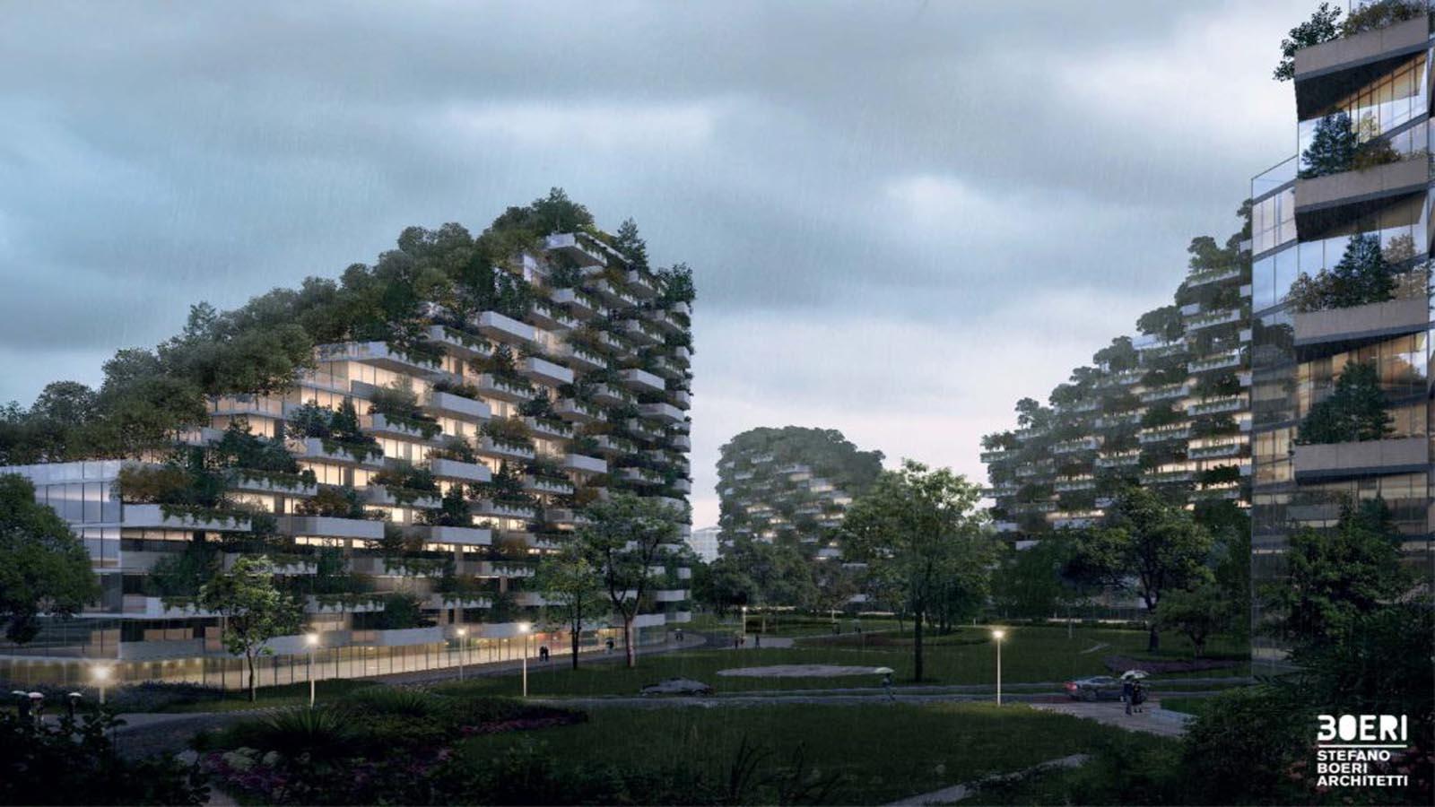 Ciudad bosque de Liuzhou 4