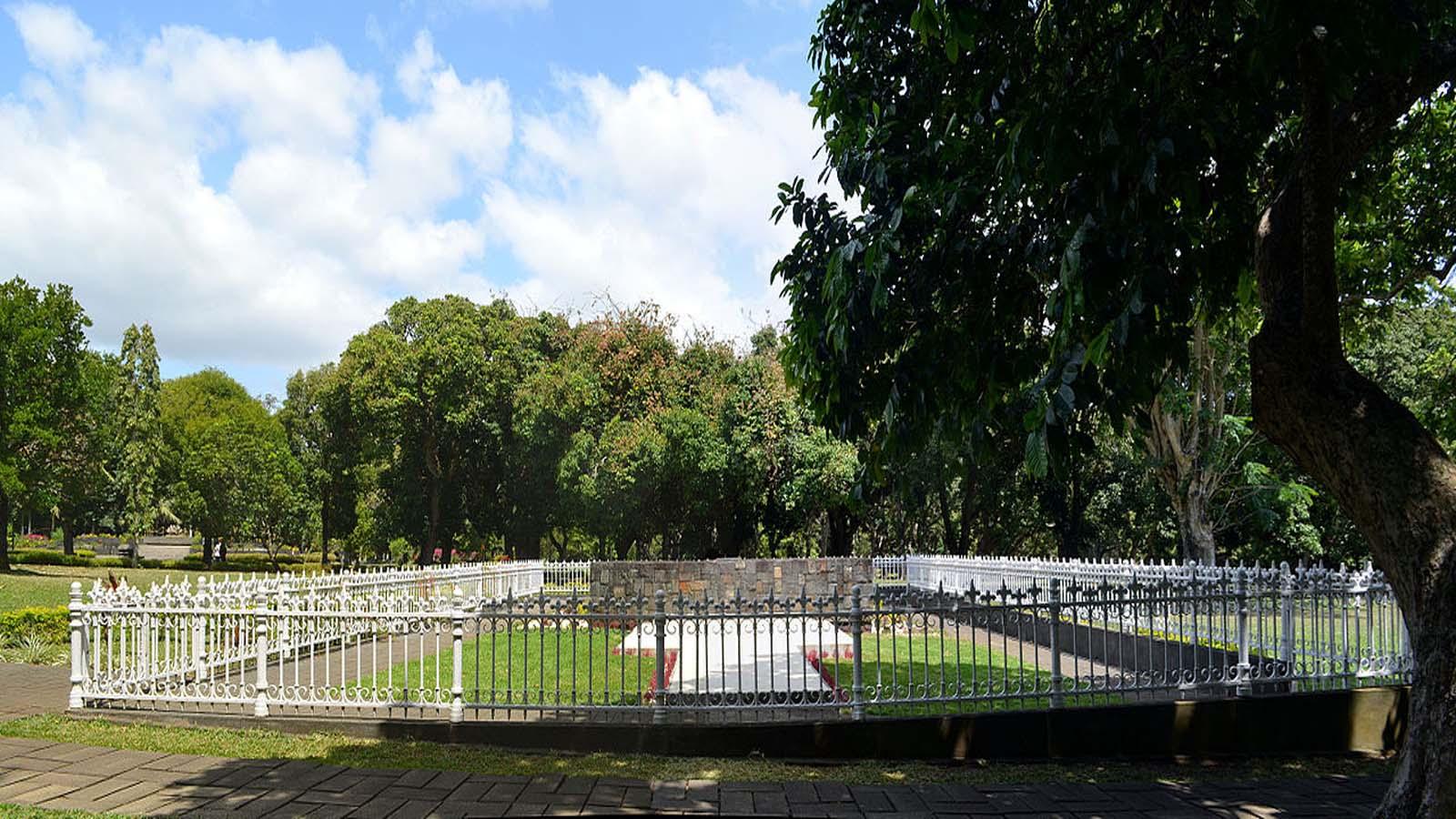 Jardín Botánico de Pamplemousses