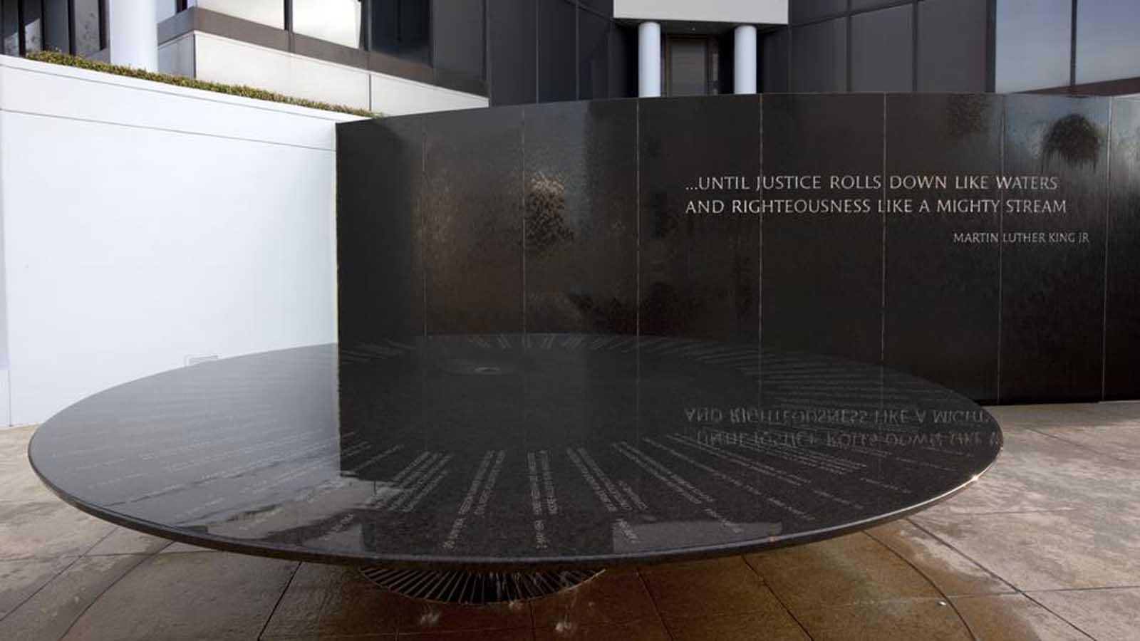 Memorial de los Derechos Civiles en Alabama