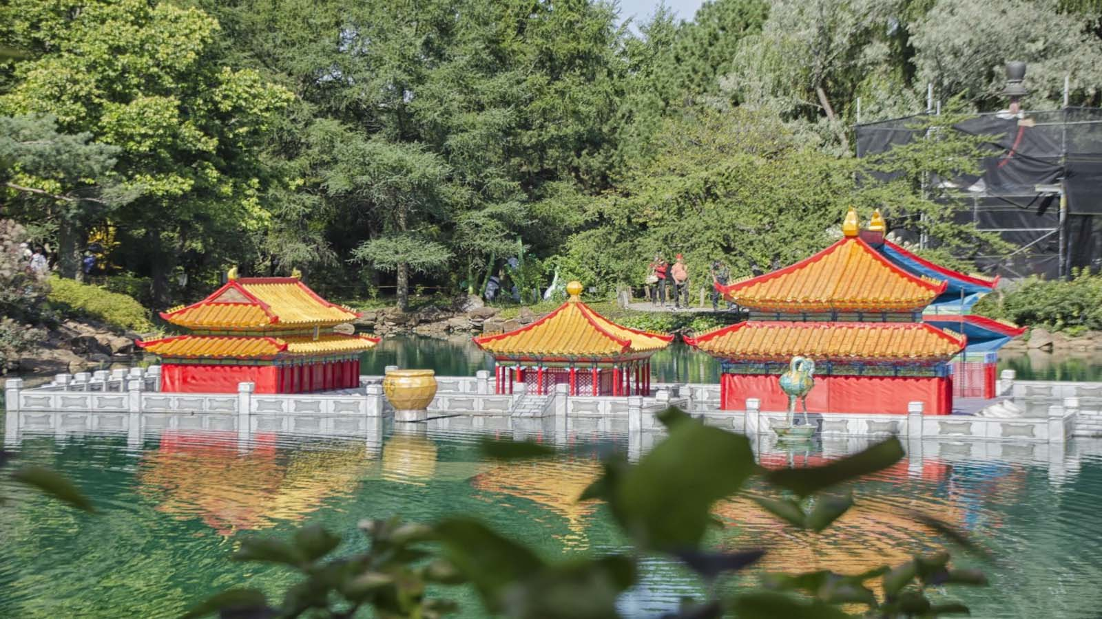 Jardín Botánico de Montreal 3
