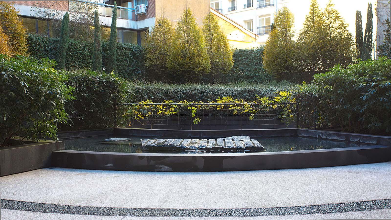 Luis Vallejo y sus jardines artísticos 3