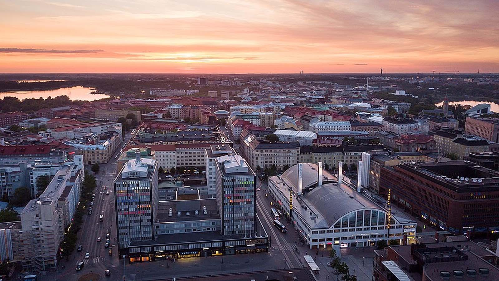 Helsinki ciudad inteligente 1