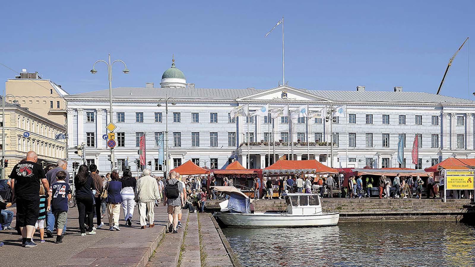 Helsinki Smart City