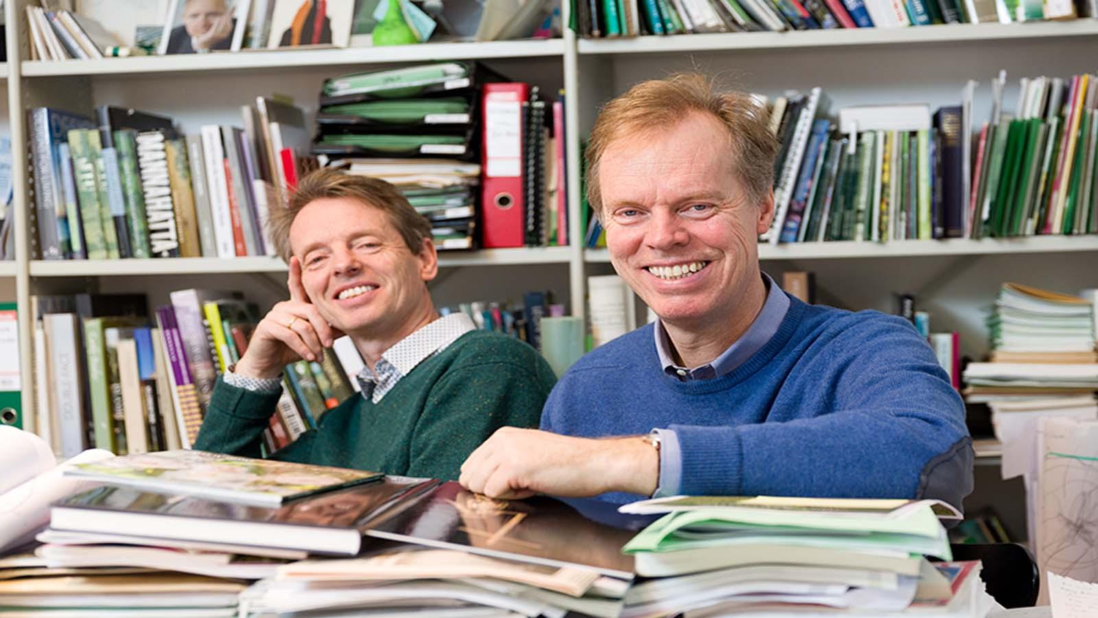 Martin y Peter Wirtz