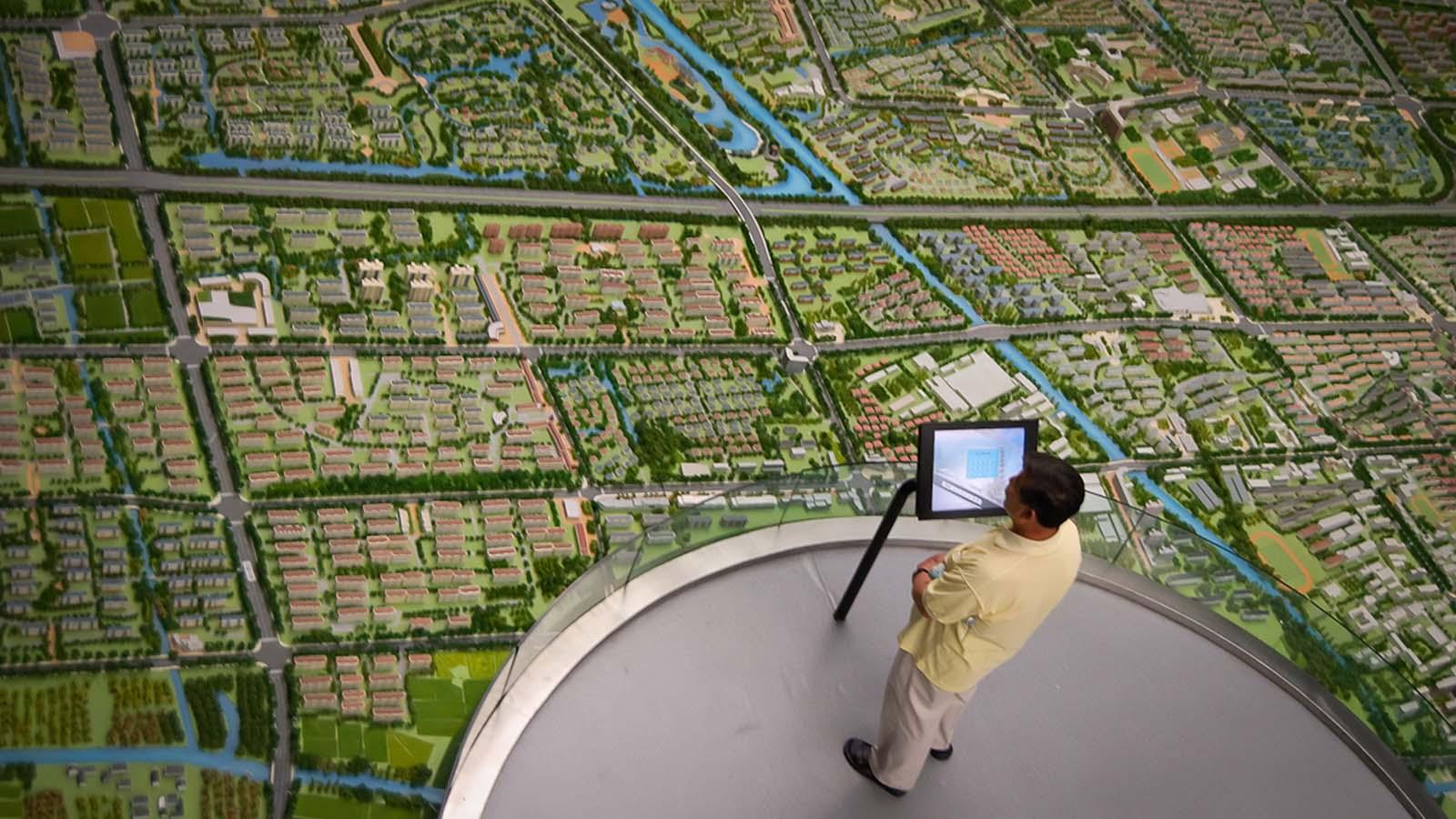 Smart Cities arquitectura