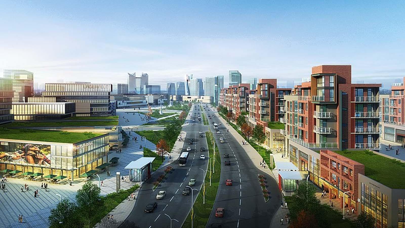Transición urbana a una Smart City