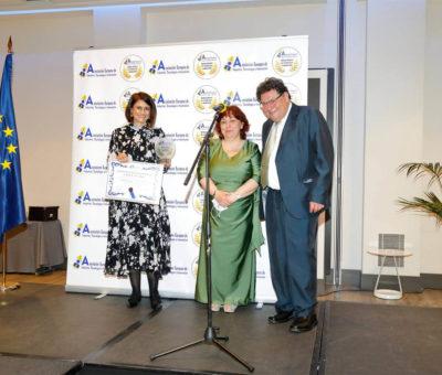 Paisajismo Digital recibe el Premio Europeo a la Tecnología e Innovación