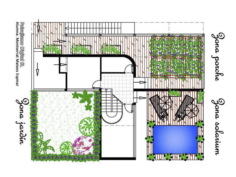 Curso autocad b sico para paisajistas 60 off paisajismo for Programa diseno de jardines