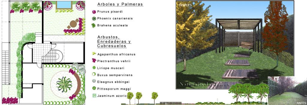 curso autocad photoshop aplicado al dise o de jardines