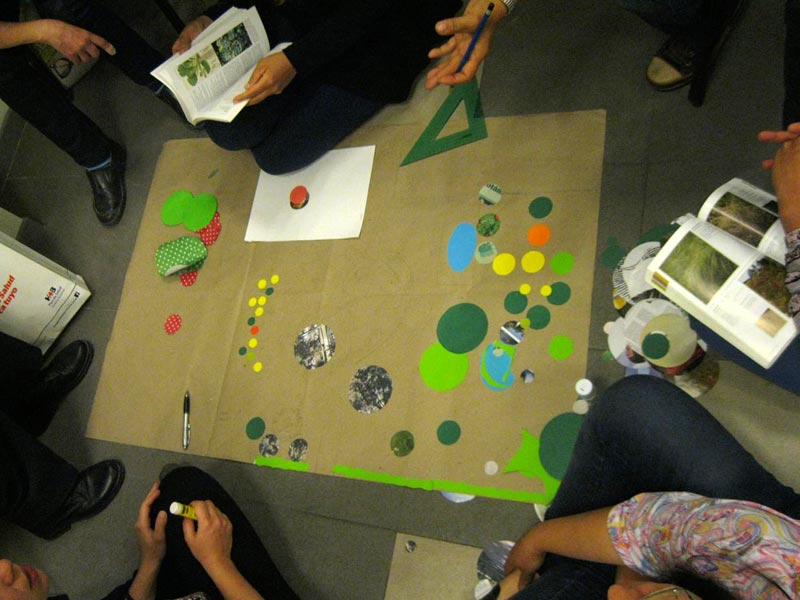 curso diseño de espacios verdes sustentables