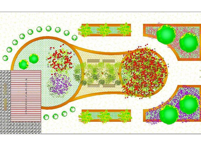 Curso autocad photoshop aplicado al dise o de jardines for Cursos de jardineria y paisajismo gratis