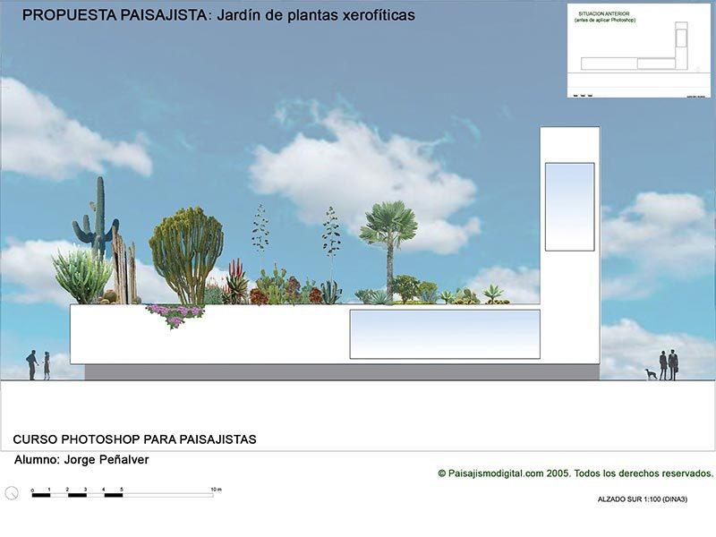 curso photoshop paisajismo